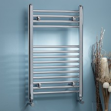 STR412C Straight Towel Rail 400mm x 1200mm Chrome