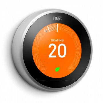Nest Learning Thermostat 3rd Generation T3010GB
