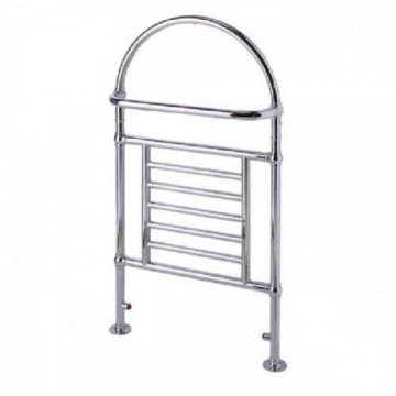 12.009 Severn towel rail 1340 x 600 x 260mm Chrome