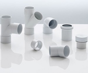 40mm Solvent Weld Fittings  (3)