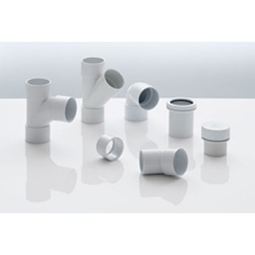 50mm Solvent Weld Fittings