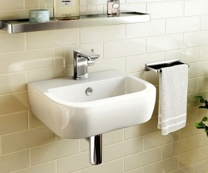 Cloakroom Basins (3)