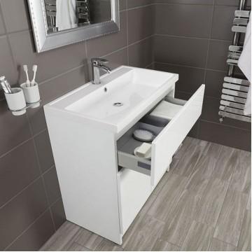 Floor Standing Vanity Units