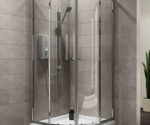 Quadrant Shower Doors  (0)