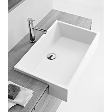 Semi Recessed Basins