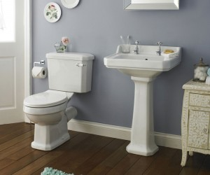 Traditional Toilet & Basin Suites (0)