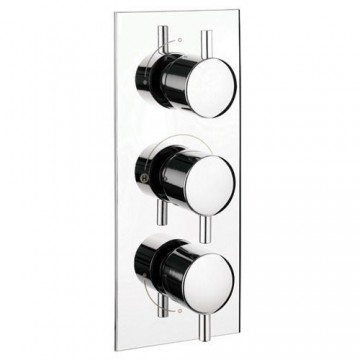 Triple Shower Valves