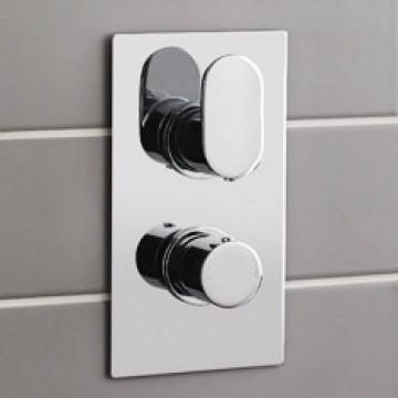 Twin Shower Valves