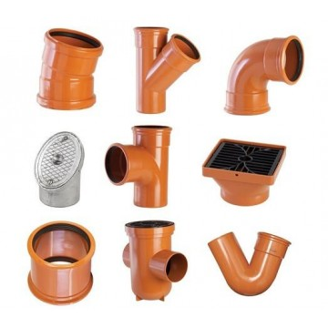 Underground Drainage Fittings