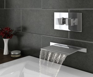 Wall Mounted Basin Taps  (3)